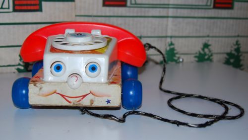 Fisher price original chatterphone 2