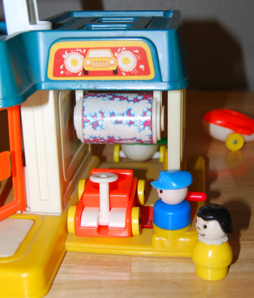 Fisher price little mart 1