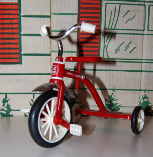 Radio flyer tricycle 1