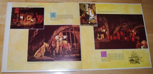 Pirates of the caribbean book lp 3