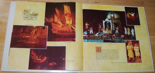 Pirates of the caribbean book lp x