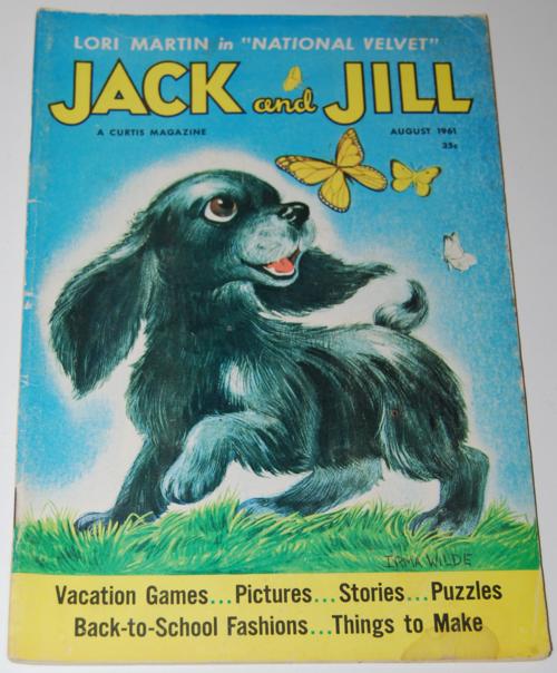 Jack & jill august 1961