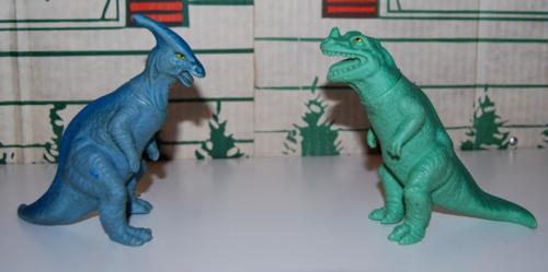 1988 playskool dinosaurs x