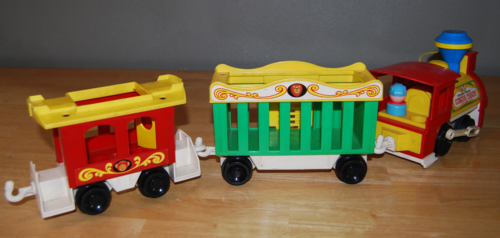 Fisher price circus train 10