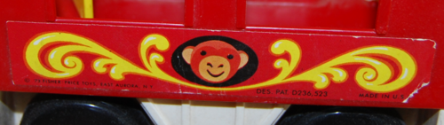 Fisher price circus train 11