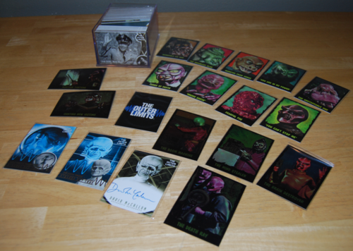 Outer limits cards x