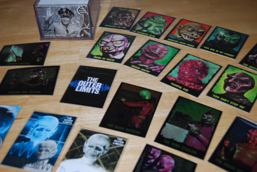 Outer limits cards 3