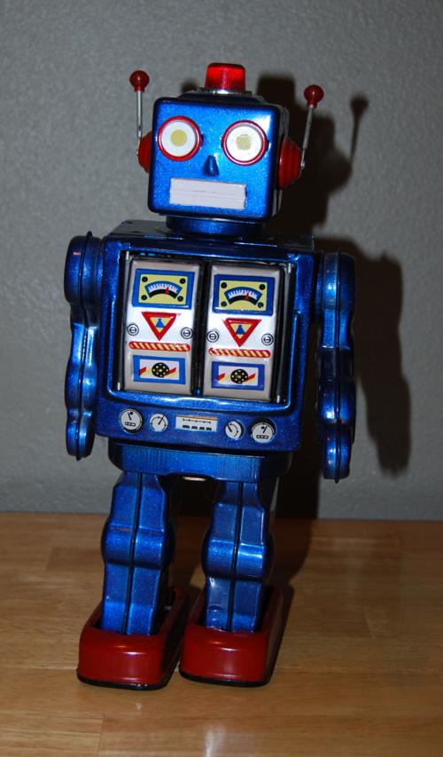 Robot 2000