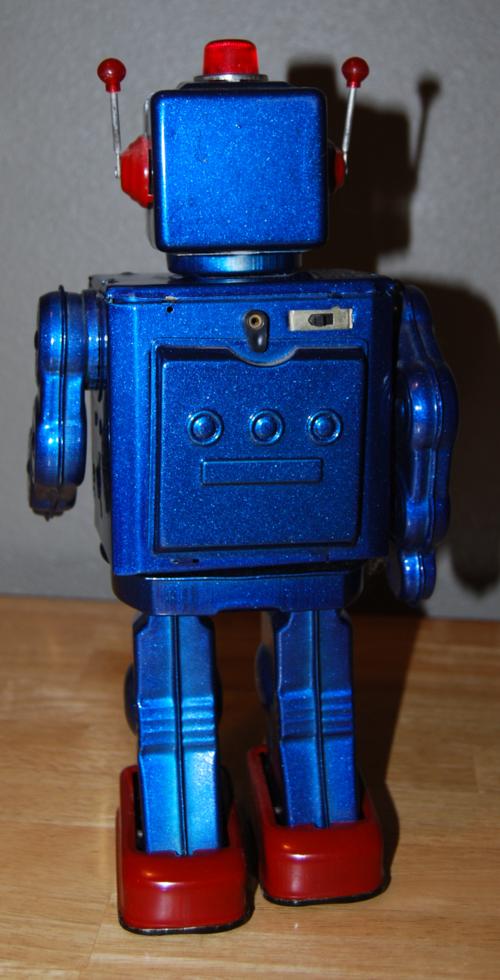 Robot 2000 3