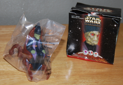 Taco bell star wars prizes 1999 1