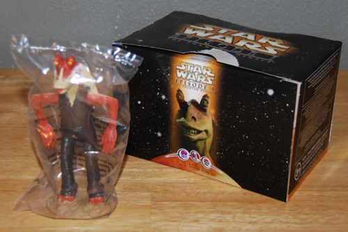 Taco bell star wars prizes 1999