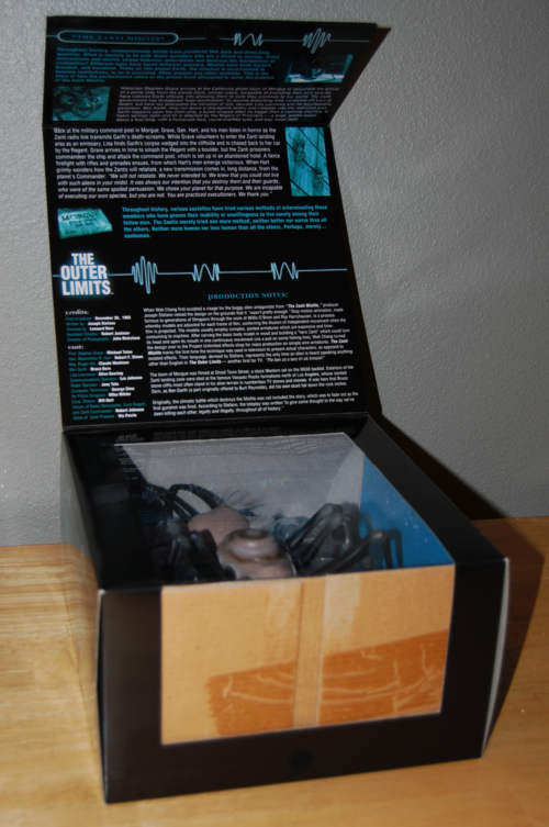 Zanti misfit box