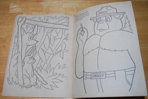 Smokey the bear 6