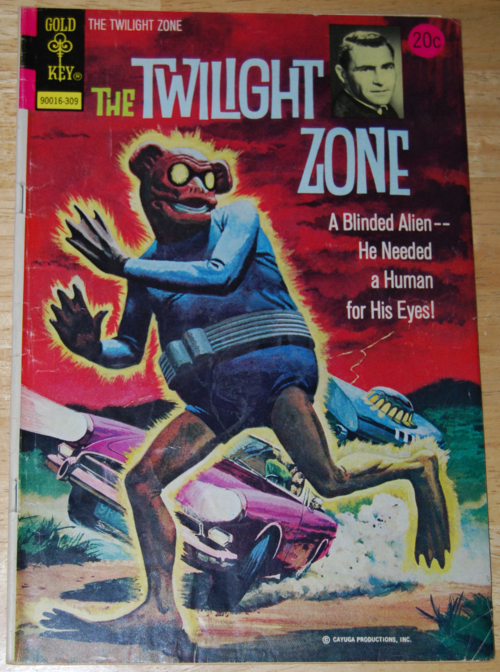 Twilight zone comic 6