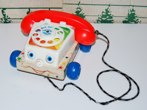 Fisher price original chatterphone