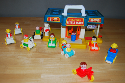 Fisher price little mart