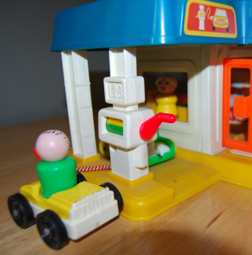 Fisher price little mart 5