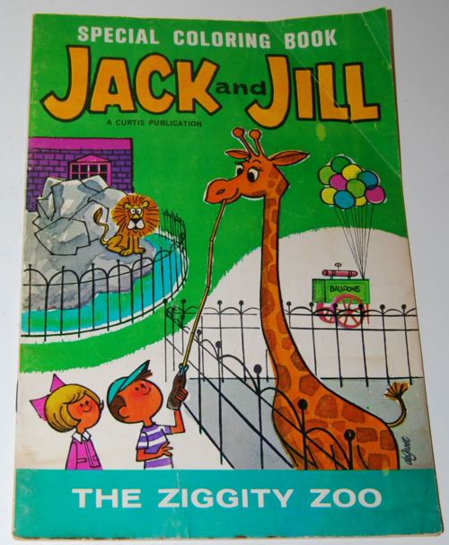 Jack & jill ziggity zoo
