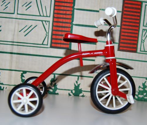 Radio flyer tricycle 3
