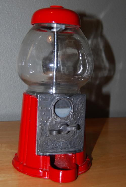 Gumball machine 2