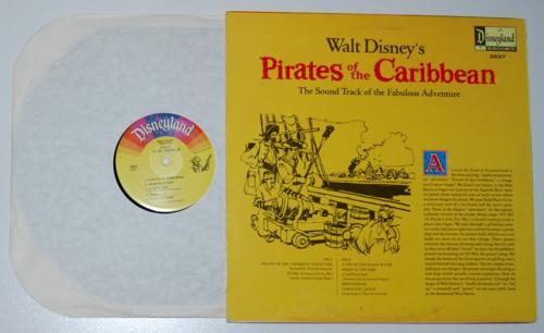 Pirates of the caribbean lp 2