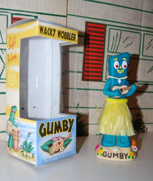 Gumby wacky wobbler 2