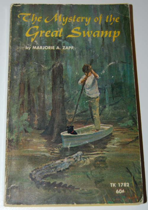 The mystery of the great swamp scholastic