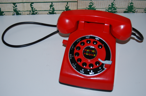 Mattel o phone 1965