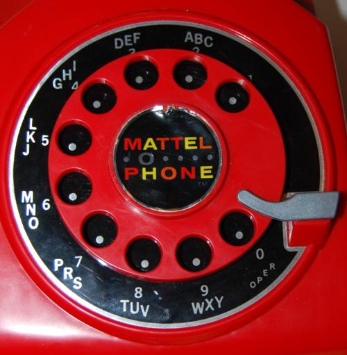 Mattel o phone 1965 8