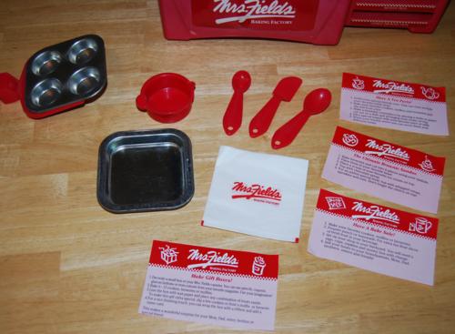 Mrs fields baking factory 7