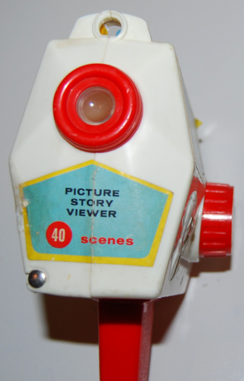 Fisher price music box musical camera 7