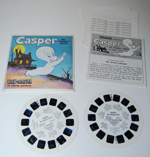 View master reels casper