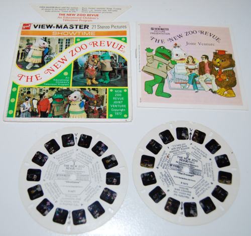 View master reels new zoo review