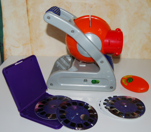 Viewmaster sound projector 8