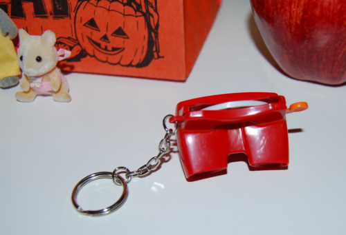 Mini viewmaster keychain 3