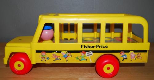 Fisher price schoolbus 2