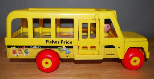 Fisher price schoolbus 1