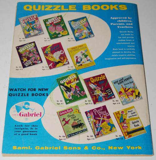 Quizzle book x