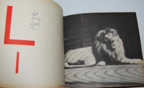 Vintage abc photo book 5