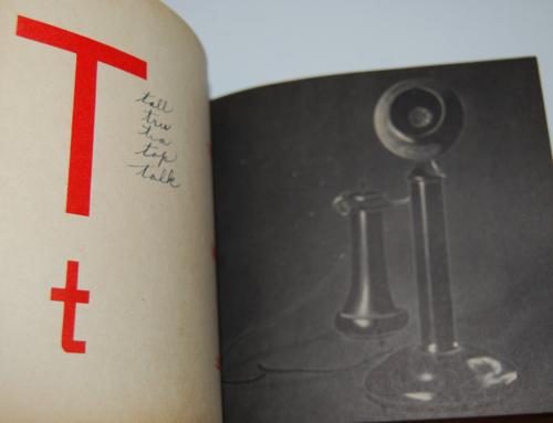 Vintage abc photo book 7