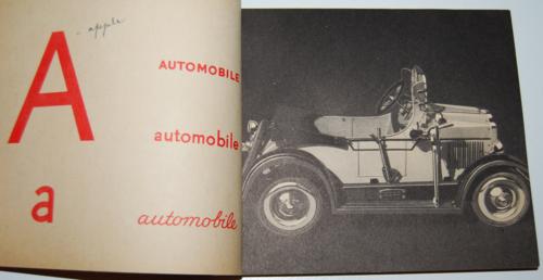 Vintage abc photo book 2
