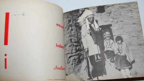 Vintage abc photo book 4