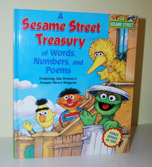 A sesame street treasury