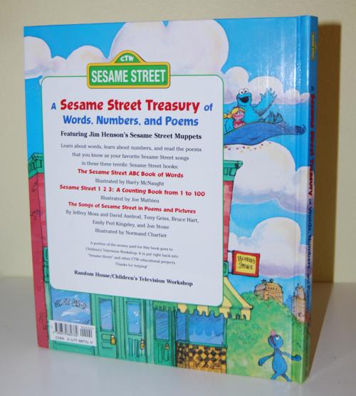 A sesame street treasury 1