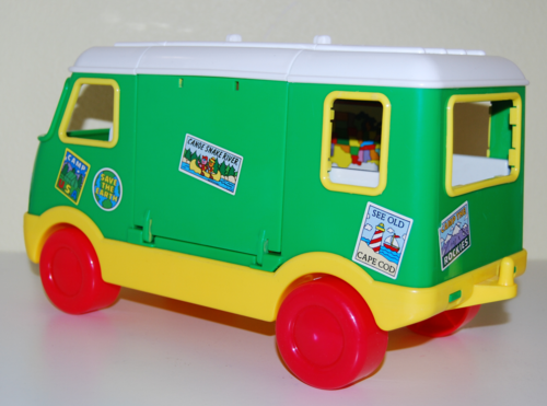 Sesame street camper 3