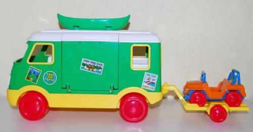 Sesame street camper 4