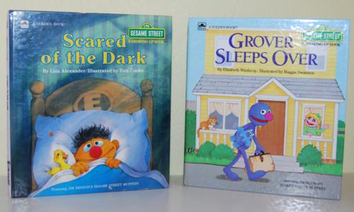 Sesame street books 2
