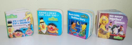 Sesame street books (2)
