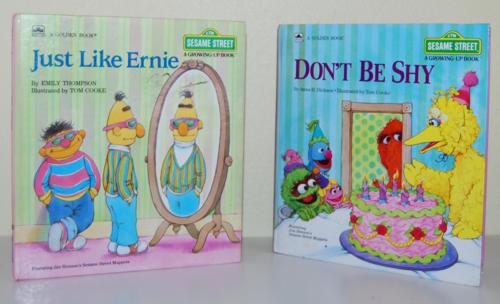 Sesame street books 3