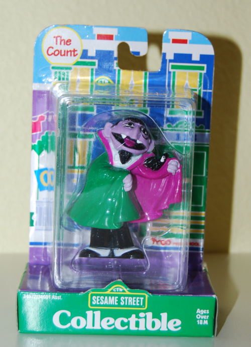 Tyco collectible figure the count
